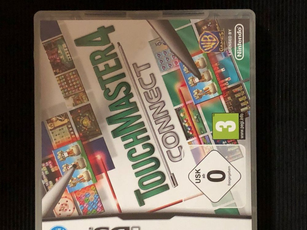 Nintendo DS Touch Master 4