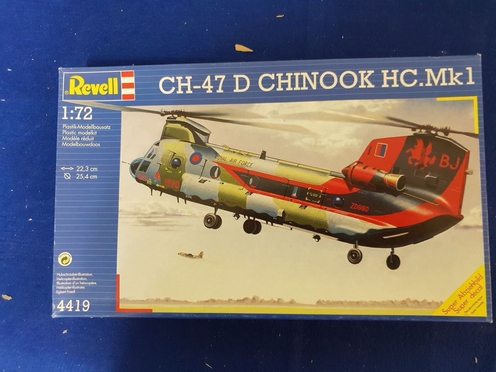 Ch-47 D Chinook