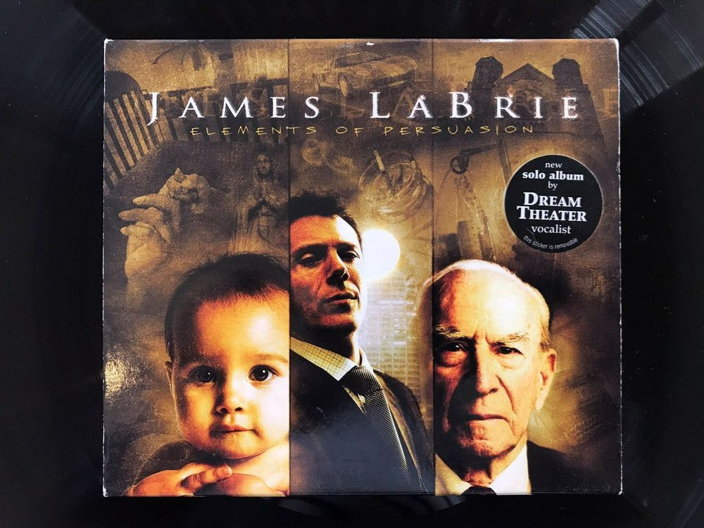 James Labrie (ex-Dream Theater)