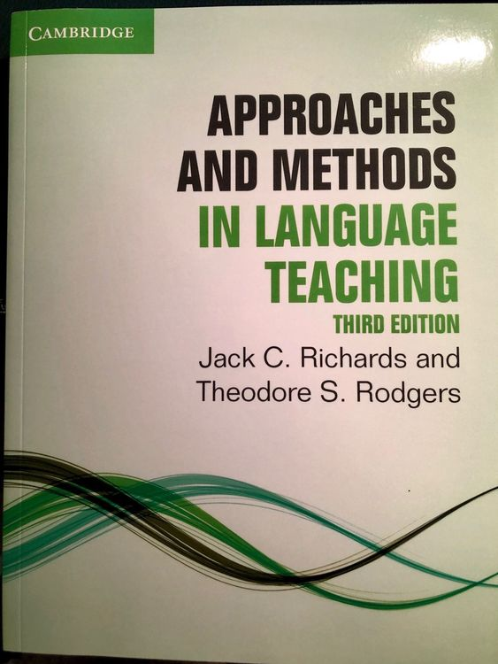 Wondrous Approaches And Methods In Language Teach Kaufen Auf Ricardo Ch Wiring Cloud Hisonuggs Outletorg