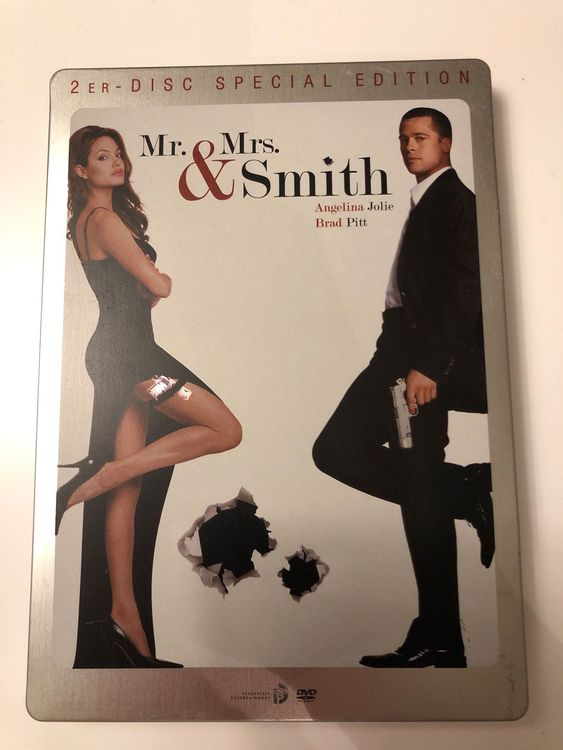 Mr. & Mrs. Smith - 2 Disc Special Ed