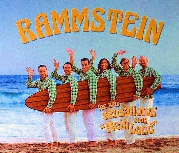 Rammstein - Mein Land (CD-Single)