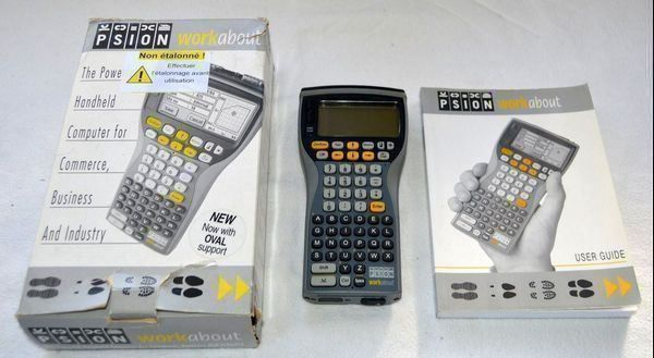 Psion WorkAbout Palmtop
