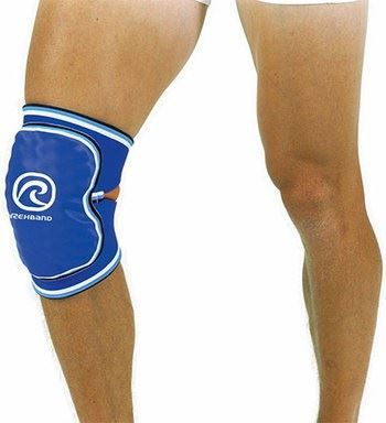 Rehband genouillères volleyball 1 paire