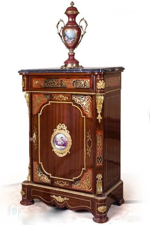Armoire baroque MoMo1098 style Chest Ant