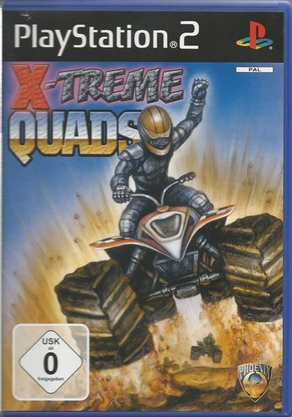 X-treme Quads (Sony PlayStation 2, 2005,