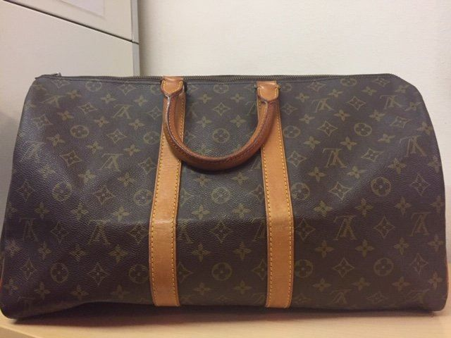 Louis Vuitton Boston Bag Keepall 45