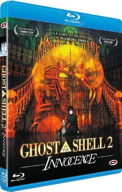 Ghost in the shell 2 : Innocence - Film