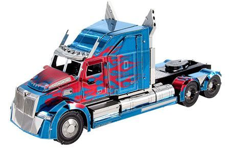 Metal Earth-TRANSFORMERS-OPTIMUS PRIME T