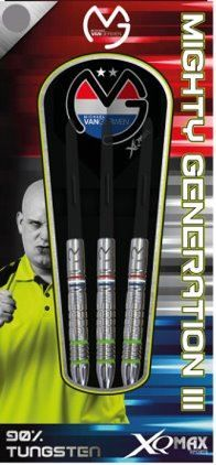 XQ Max Darts Mighty Generation III MvG