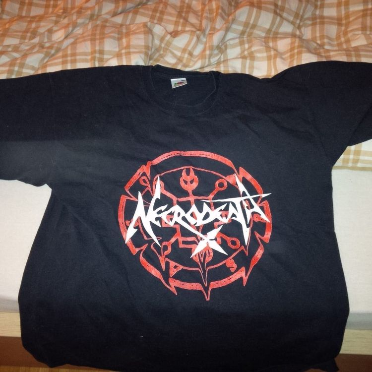 Necrodeath t-shirt