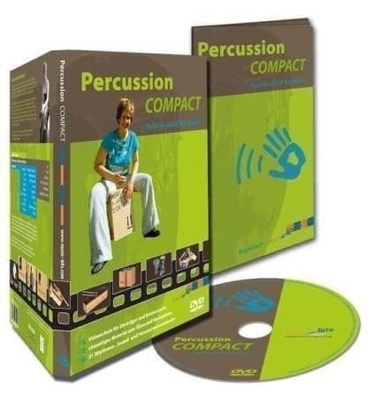 Percussion COMPACT => WORKSHOP AUF DVD