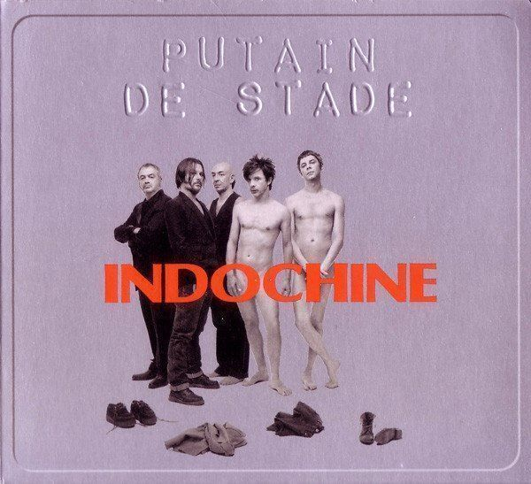 Indochine - Putain de Stade (Limited)