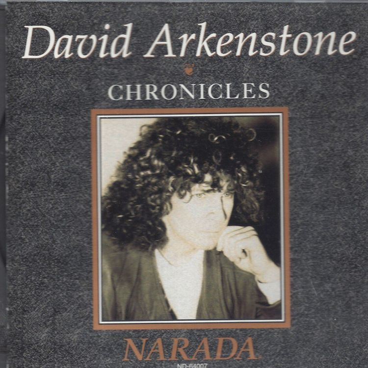 David Arkenstone  CHRONICLES  New Age CD