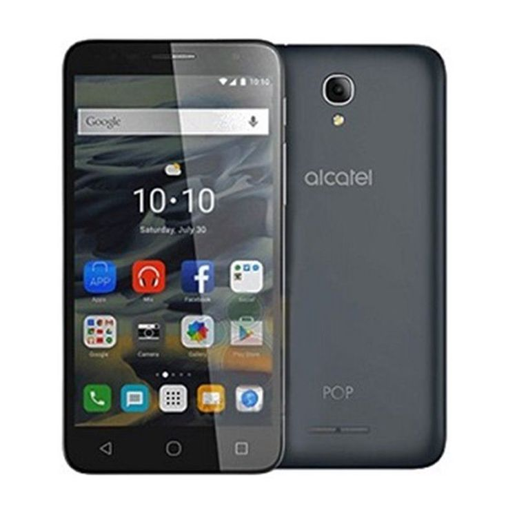Alcatel Pop 4 5051X Dark Gray LTE Sma...