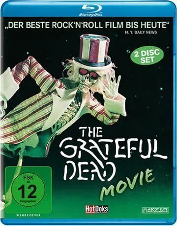 The Grateful Dead Movie [Blu Ray]