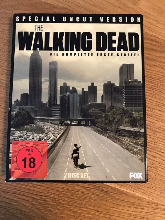 THE WALKING DEAD 1. Staffel