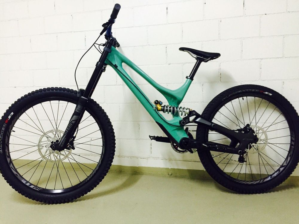 Specialized Demo 8 Carbon - 2016