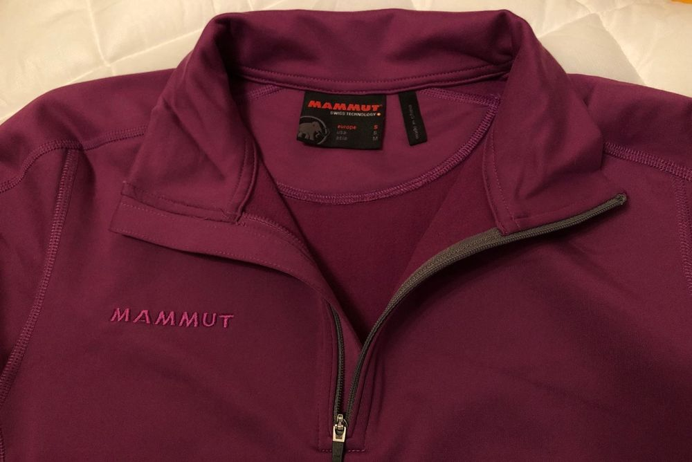 Mammut-Sweat-Shirt