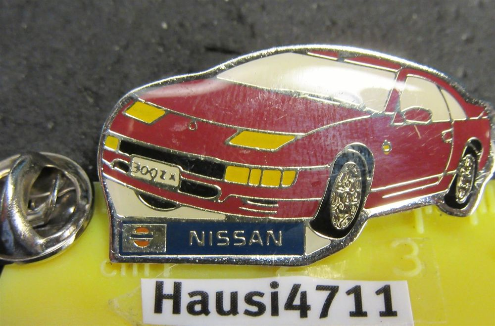 ZX300 NISSAN Sport-Car Anstecker glasier