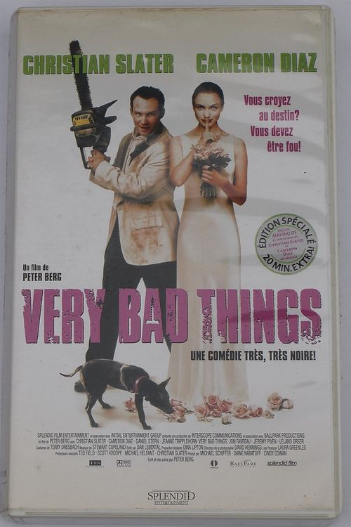VERY BAD THINGS 1999 : Cameron Diaz