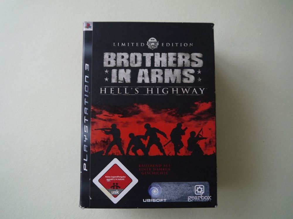 Brothers in Arms: Hell's Highway - Limit