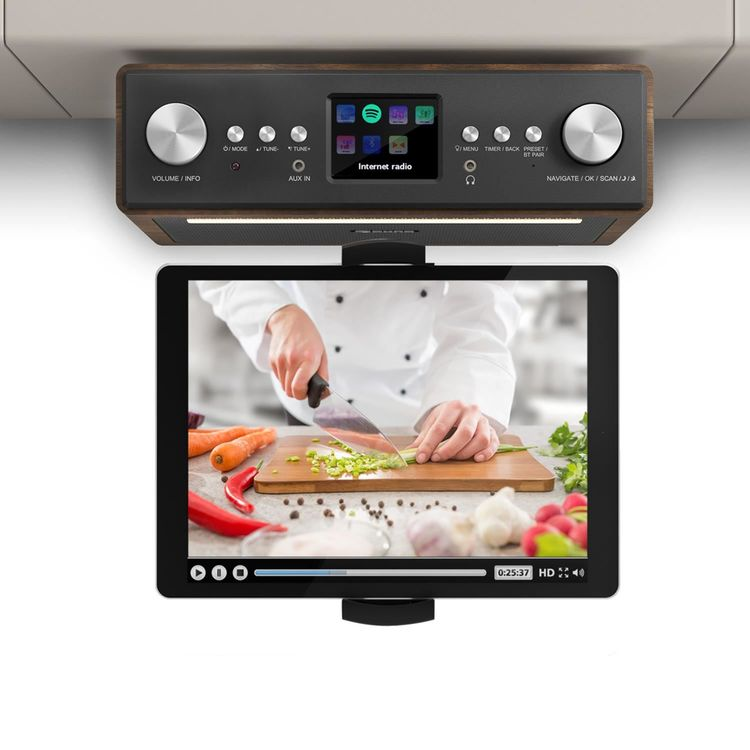 Connect Soundchef Radio cui­si­ne­ DAB+