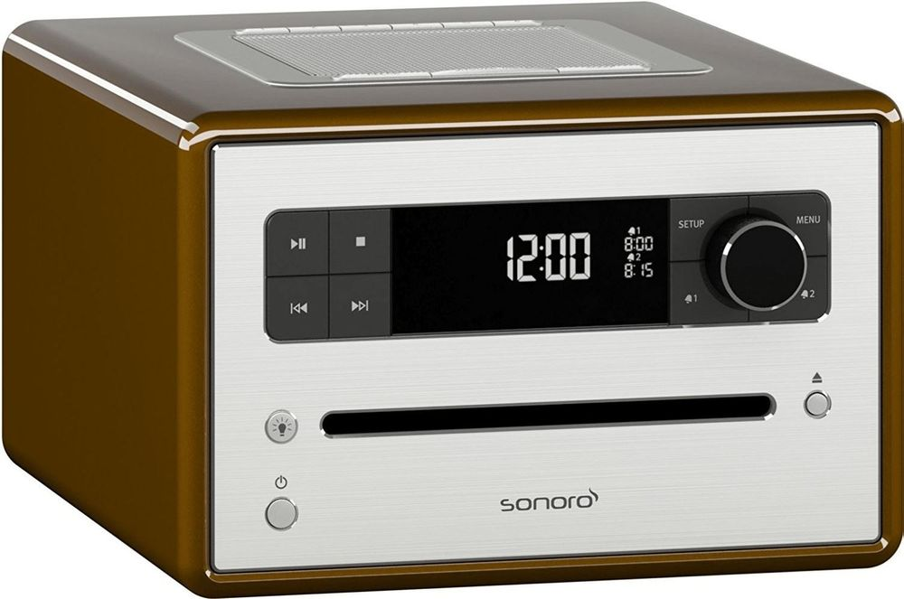 Sonoro CD 2 CD/ Radio-System cuvée