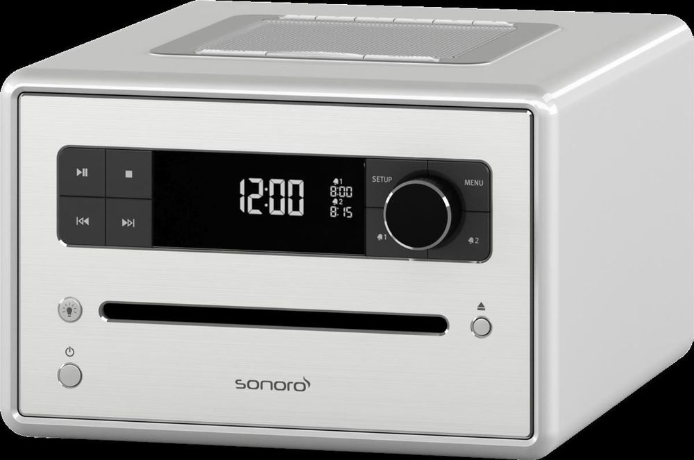 Sonoro CD 2 Système musical Argent
