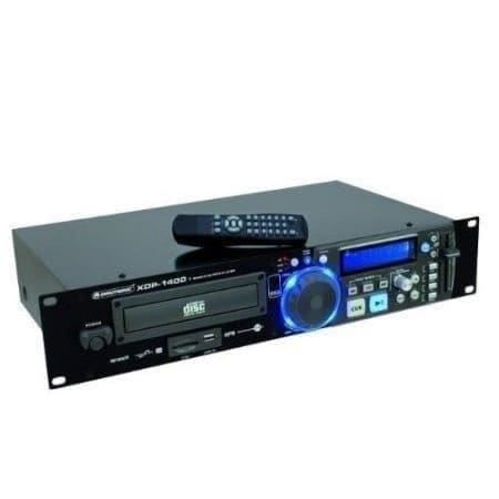 Omnitronic XDP-1400 CD Player