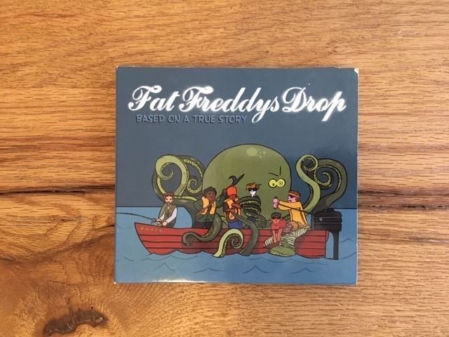 Fat Freddys Drop – Based On A True Story