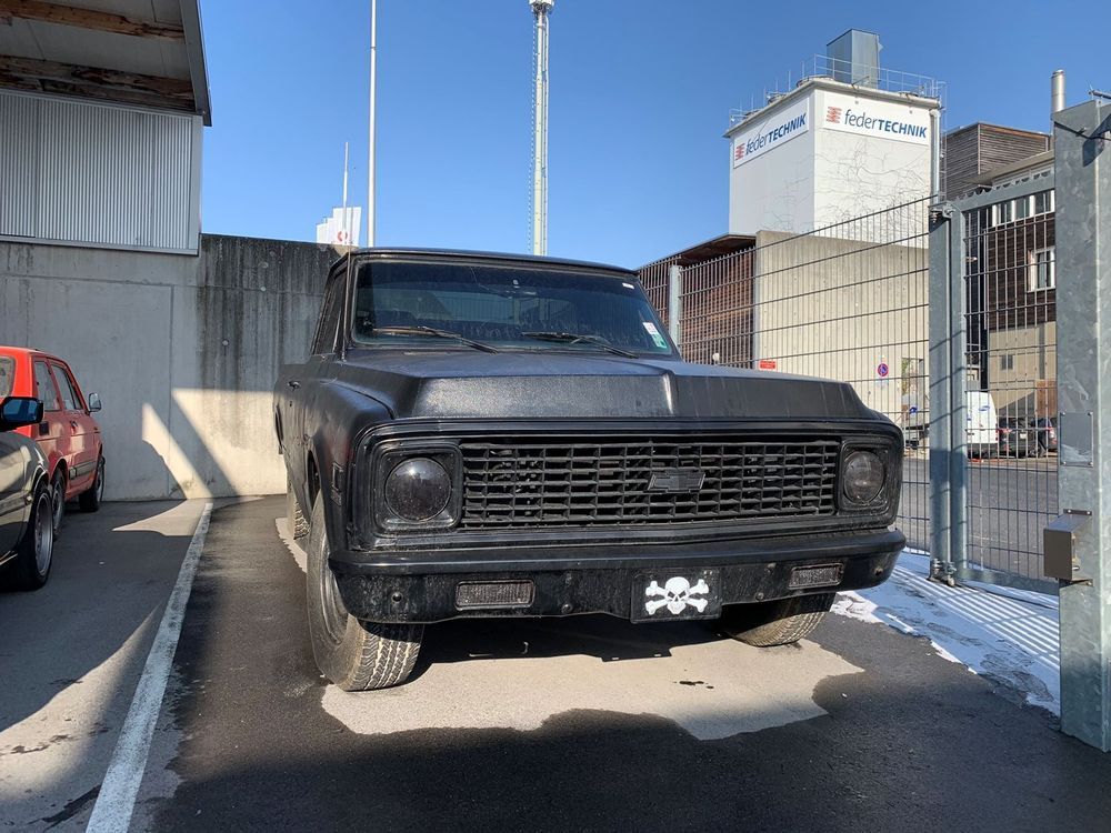 CHEVROLET C10 Pick-up