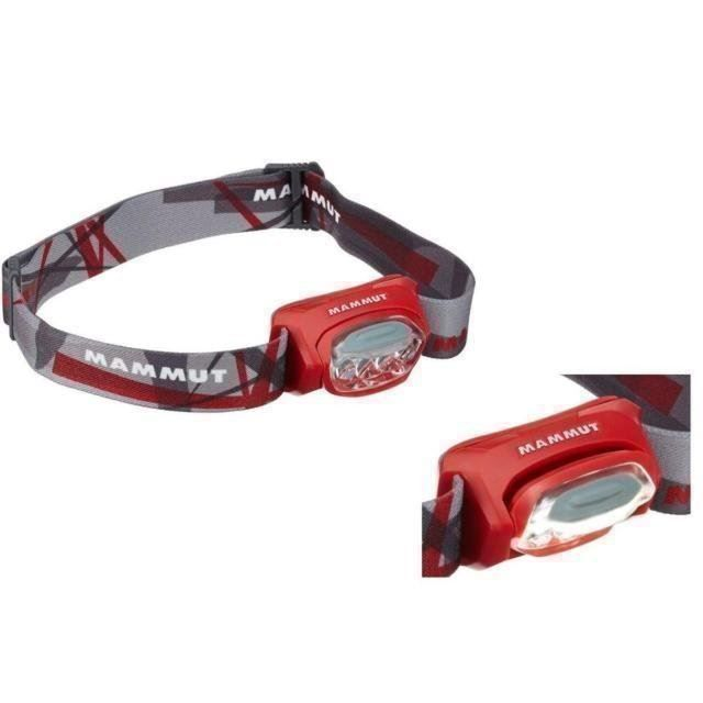 Mammut T-Trail Stirnlampe