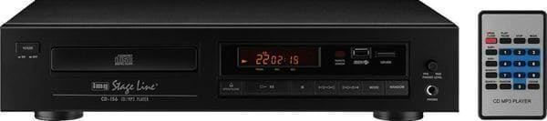IMG Stage Line CD-156 Stereo CD und MP3