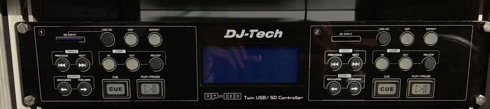 DJ Tech UP100 SD / USB Player