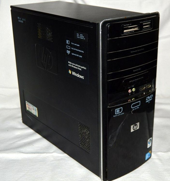 HP Pavilion p6010ch 2.66MHz 500 GB HDD