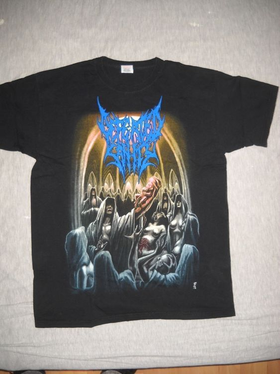 DEFEATED SANITY  T-SHIRT  GRÖSSE M