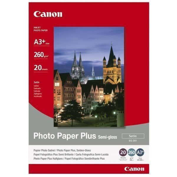 Canon SG-201 A3+ Papier Photo Satiné,