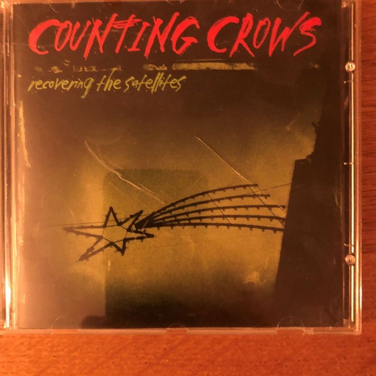 Counting Crows recovering the satelites