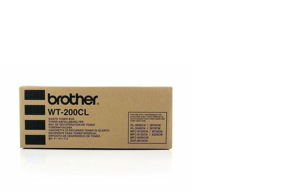 Brother DCP-9010 Waste Box, WT-300CL