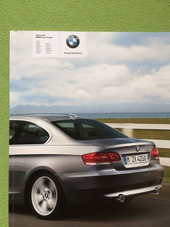 BMW  3er  Coupe, 225kW / 306 PS , COUPE.