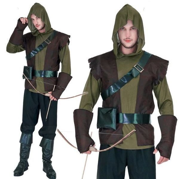 Costume Robin Hood adulte pour homme