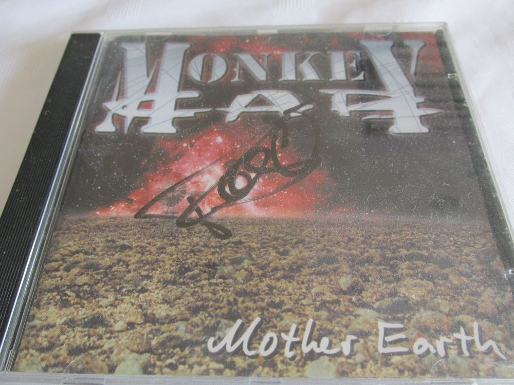 Monkey Cab – Mother Earth (signiert)