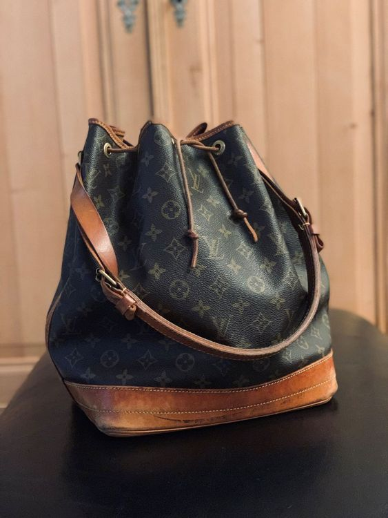 Louis Vuitton Noe Canvas Grand Sac