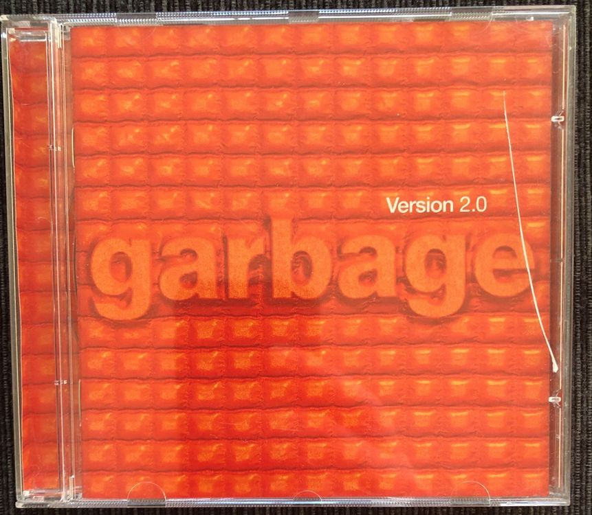 Garbage | Version 2.0 | CD - Rock | USA