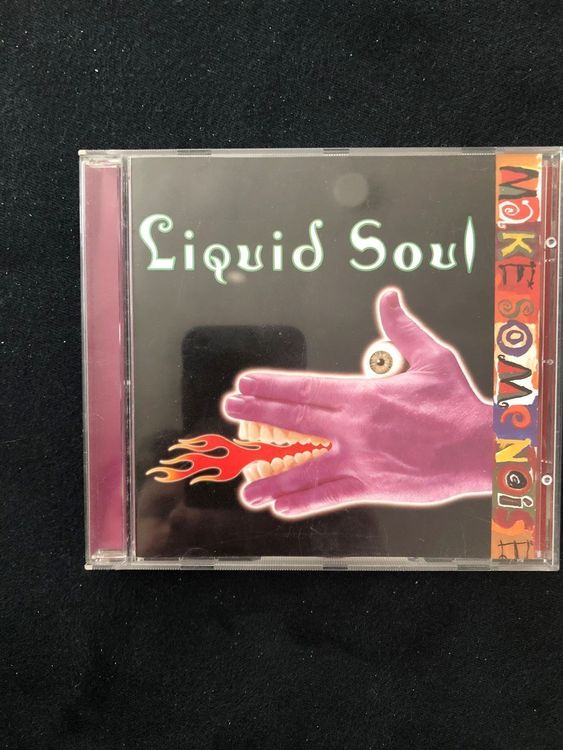 Liquid Soul | Make Some Noise - CD