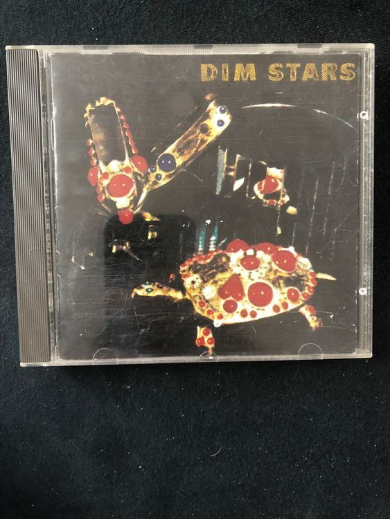 DIM STARS - CD | Rock Indie Alternative