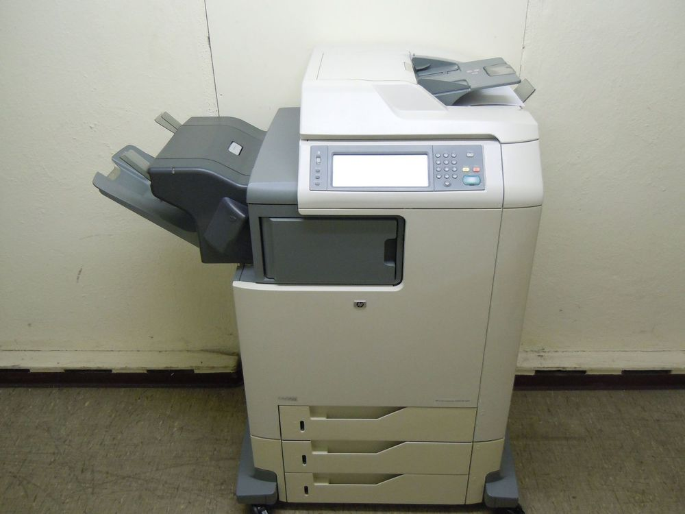 HP Color CM4730 MFP