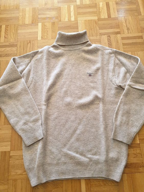 Pull Gant sweater taille L 100% Laine