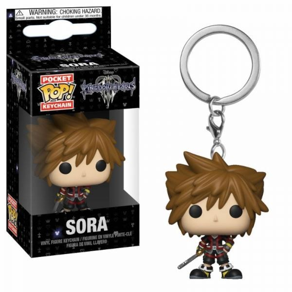Kingdom Hearts 3 Pocket POP! Vinyl Schl&